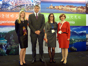 Joint Tourism Promotion Event of Croatia and Slovenia was Successfully Held in Shanghai--2014克罗地亚与斯洛文尼亚联合推介会